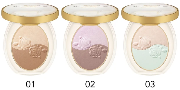 Les Melveyuses Ladurée Duo Face Color