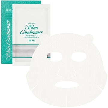 Albion Medicinal Skin Conditioner Essential Paper Mask E