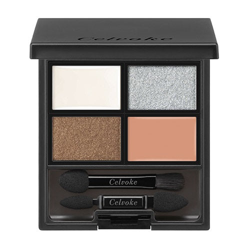 Celvoke Voluntary Basis Eye Palette 2020 A/W Collection