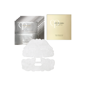 Cle De Peau Beaute Sheet Whitening Mask