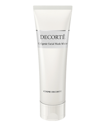 Decorte Cellgenie Facial Wash White