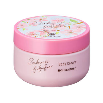 House of Rose Sakurafufufu Body Cream Limited