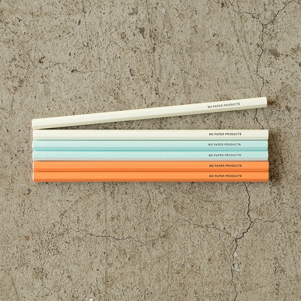 Midori Color Pencil 6-Piece Set