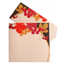 Load image into Gallery viewer, Midori Kami Letter Set - Grape