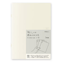 Load image into Gallery viewer, Midori MD Notebook Light_ ichibanmart