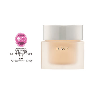 RMK Creamy Foundation EX
