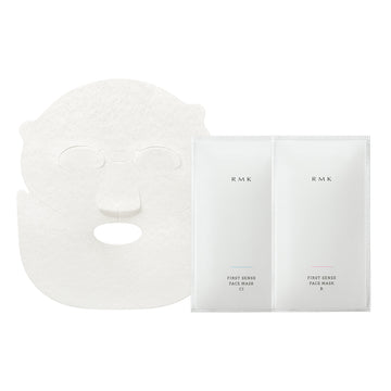 RMK First Sense Face Mask Set Limited