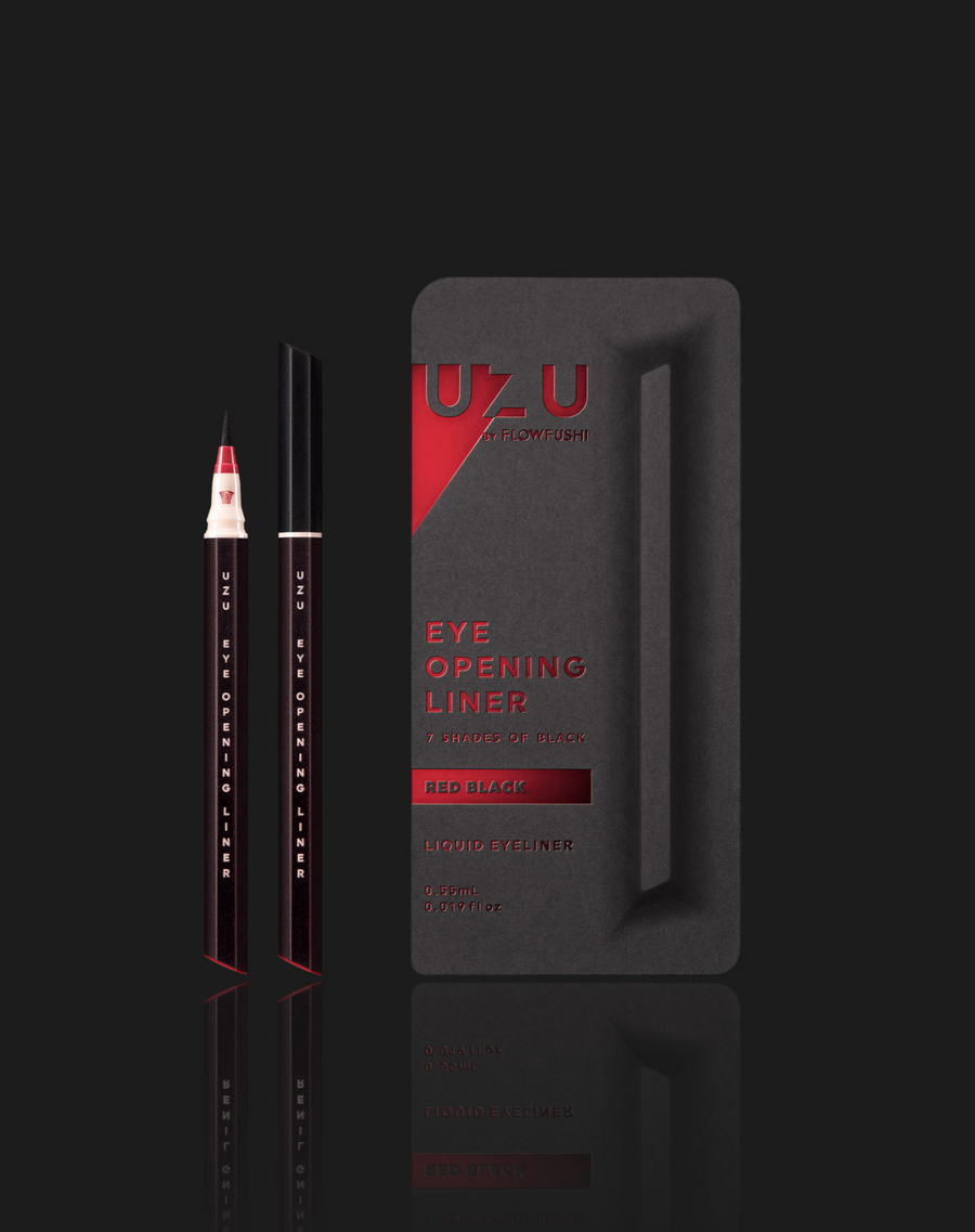 UZU Eye Opening Liner 7 Shades of Black