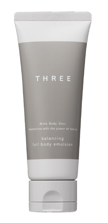 Three Balancing Full Body Emulsion