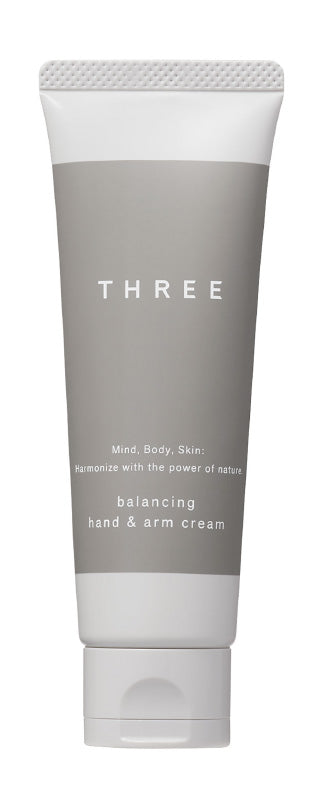 Three Balancing Hand & Arm Cream