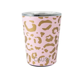 Pink Ribbon Coffee Tumbler