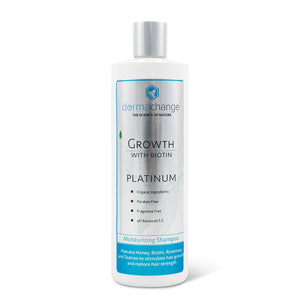 Platinum Hair Growth Shampoo