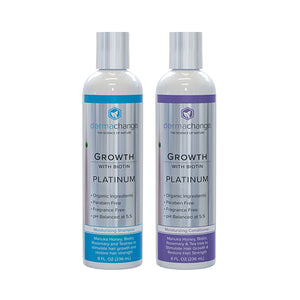 Platinum Hair Growth Shampoo and Conditioner