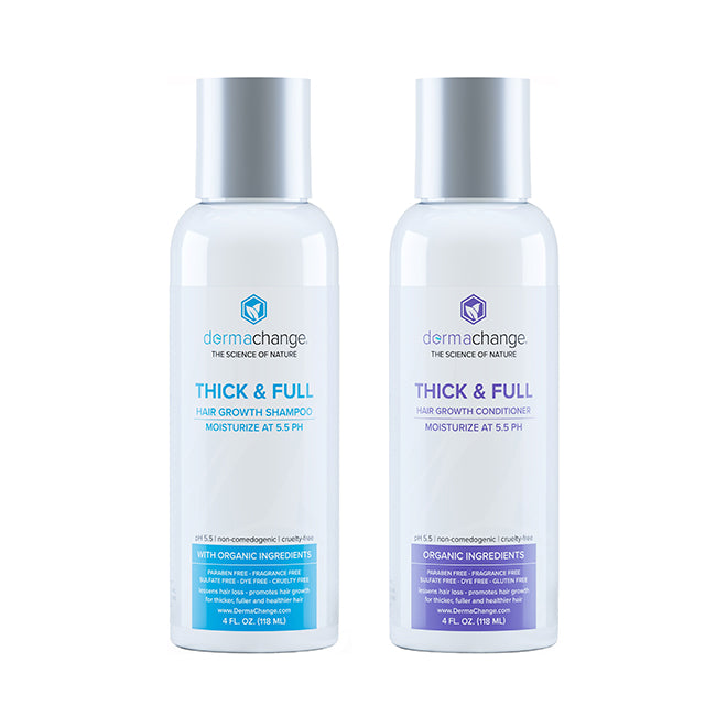Thick & Full Shampoo & Conditioner Set