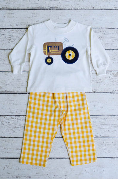 Tractor Boys Pant Set