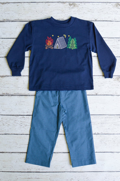Campout Boys Pant Set