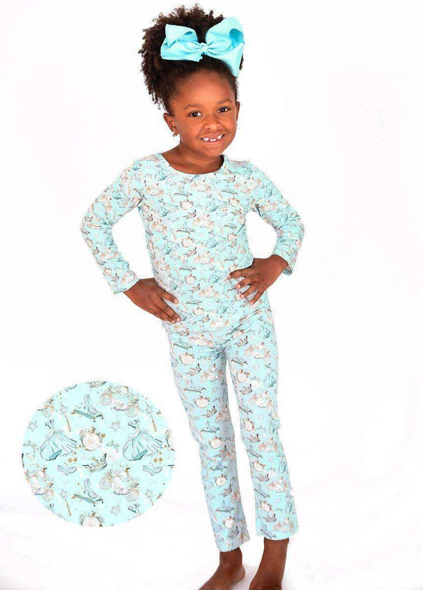 Fairytale 2 piece Bamboo Pajamas