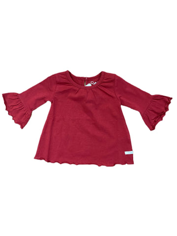 Cranberry Belle Top