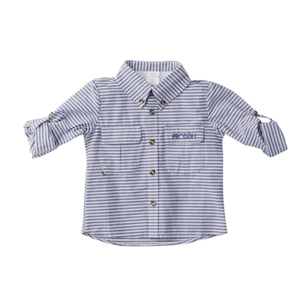 Striped Fishing Shirt