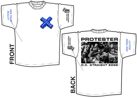 Protester - Live Picture Shirt