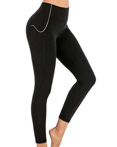 Workout Leggings in Black