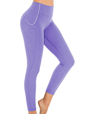 Workout Leggings in Lavender