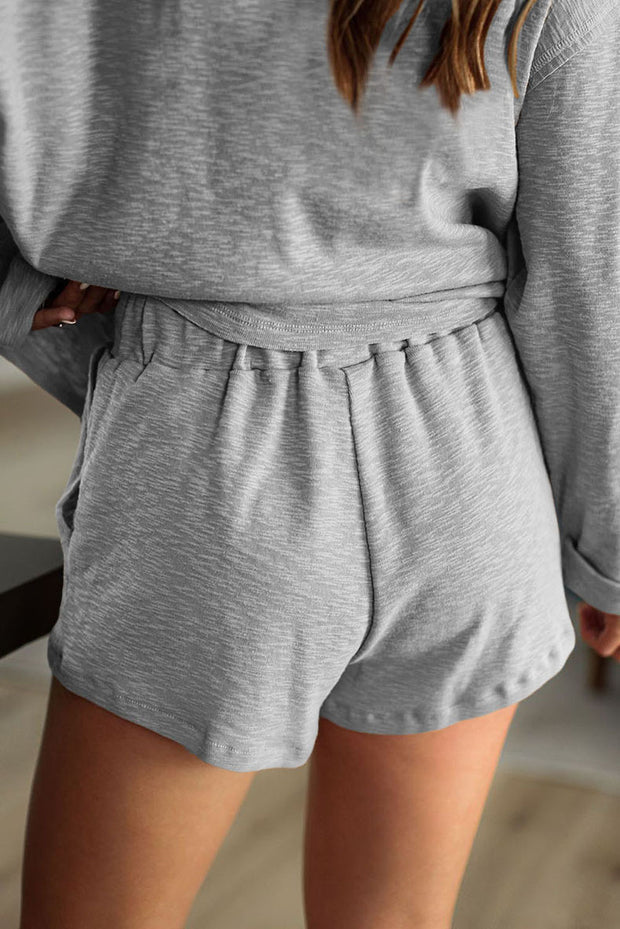 Soft Lounge Set Grey