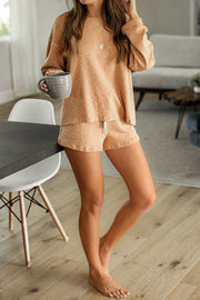 Soft Lounge Set Khaki
