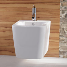 Load image into Gallery viewer, Bidets - SM-BD229 Concorde Wall-Hung Modern Bidet Toilet Bowl