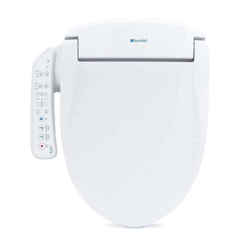 Bidets - Swash SE400 Advanced Hygienic Bidet Seat With Attached Control Arm