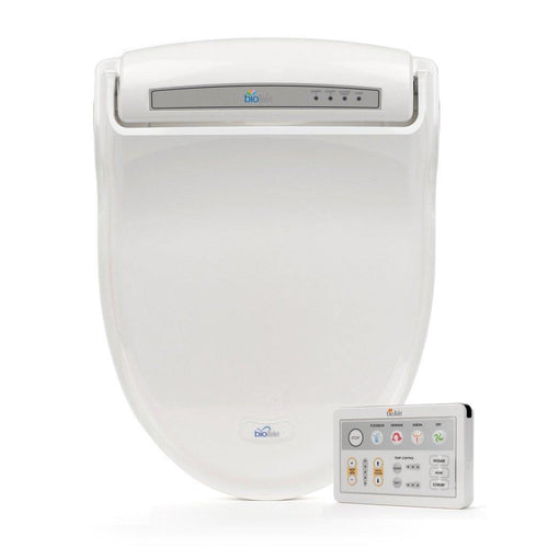 Bio Bidet - Bio Bidet BB-1000 Supreme Adjustable Heated Bidet Seat With Remote Control