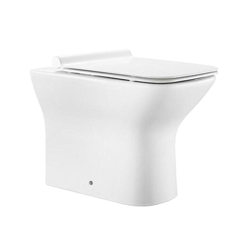 SM-WT530 Carre Back To Wall Toilet Bowl 0.8/1.28 GPF Dual Flush