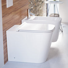 Load image into Gallery viewer, Wall Hung Toilet - SM-WT555 Concorde Back To Wall Concealed Tank Toilet Bowl