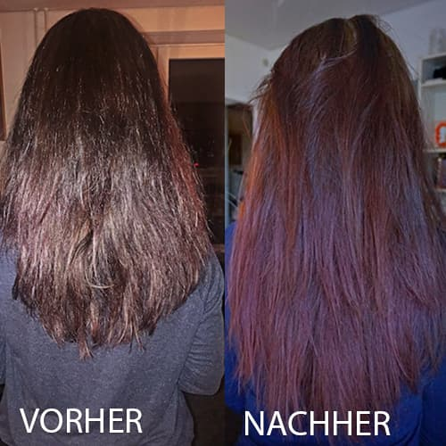 hairlust hair vitamins before and after pictures