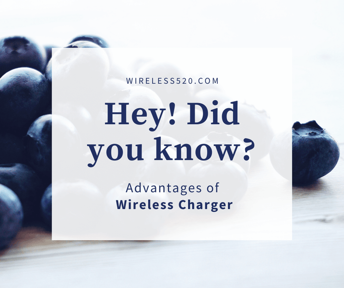 The Advantages and disadvantages of wireless charging