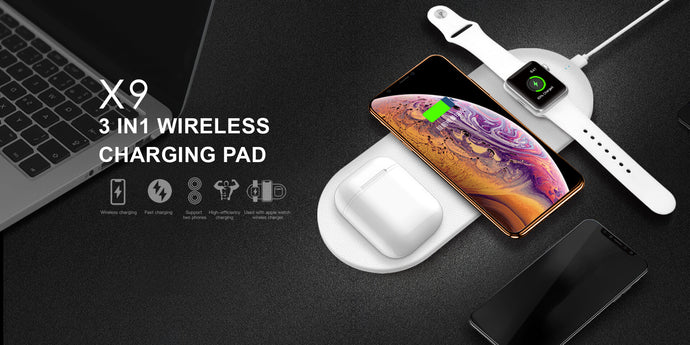 What is fast wireless charging?