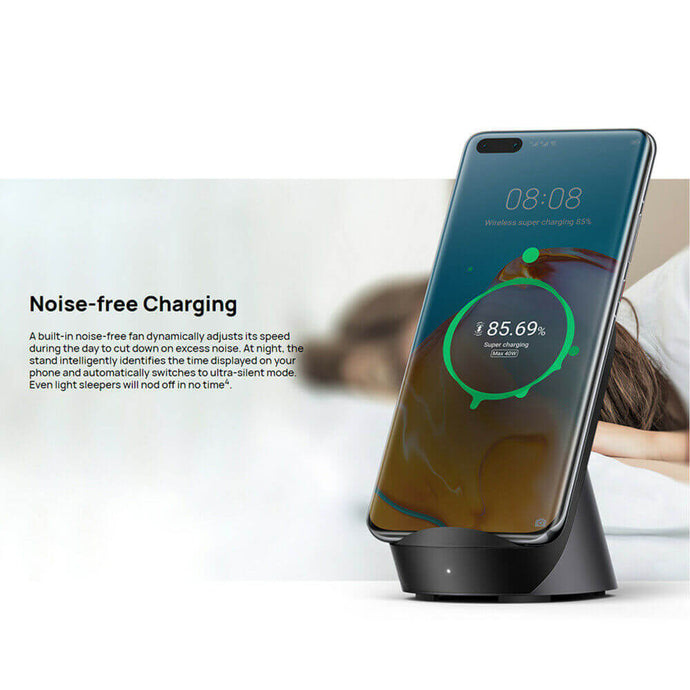 Tear down of Huawei 40w supercharge wireless charger stand CP62