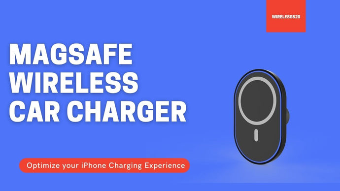 Review of Magsafe Magnetic Wireless Car Charger For iPhone 12
