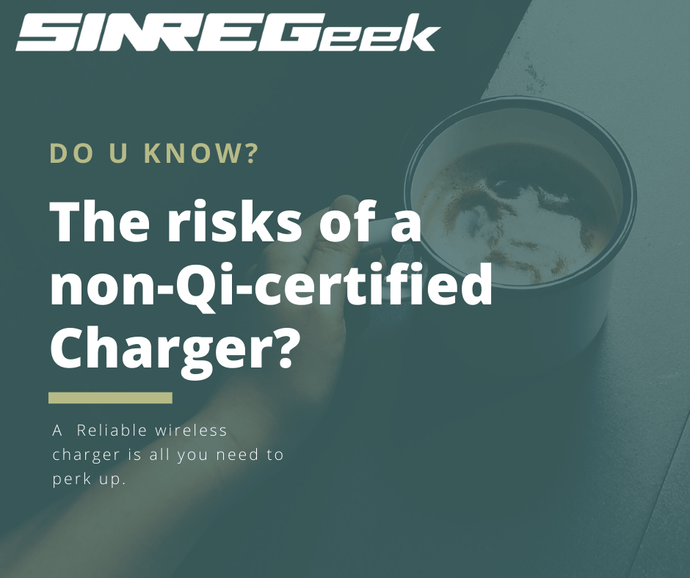 The risks of a non-Qi-certified wireless charger