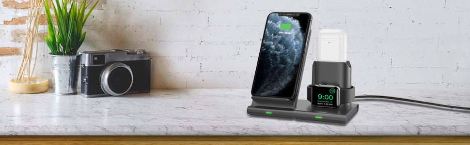 review of seneo wireless charger