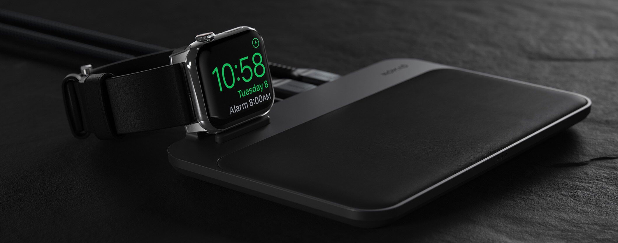 Nomad apple wireless charging station