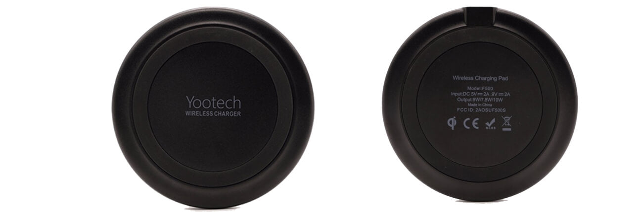 Yootech Wireless Charging pad F500