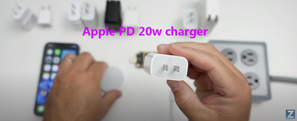 apple 20w pd charger
