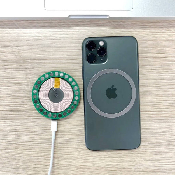 iphone 12 magnetic charging