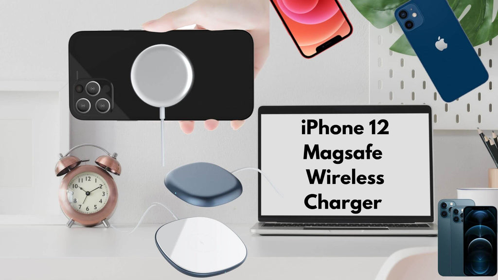 iphone 12 magsafe charger