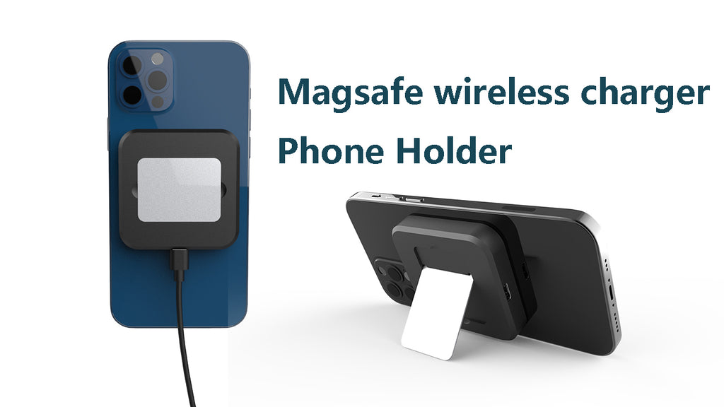 Magsafe wireless charger phone holder