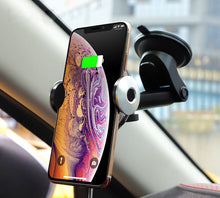 Load image into Gallery viewer, wireless phone charger in car