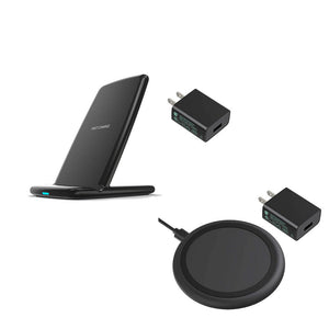 Fast Wireless cell phone charger iphone Charging Pad 10W