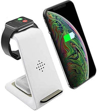 Load image into Gallery viewer, 3 in 1 charging station stand