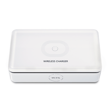 Load image into Gallery viewer, Fast disinfection UV light sanitizer box - Wireless520
